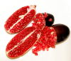 finger lime red